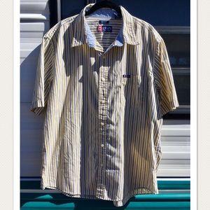 Men's Ralph Lauren Chaps Short-Sleeve Button-up